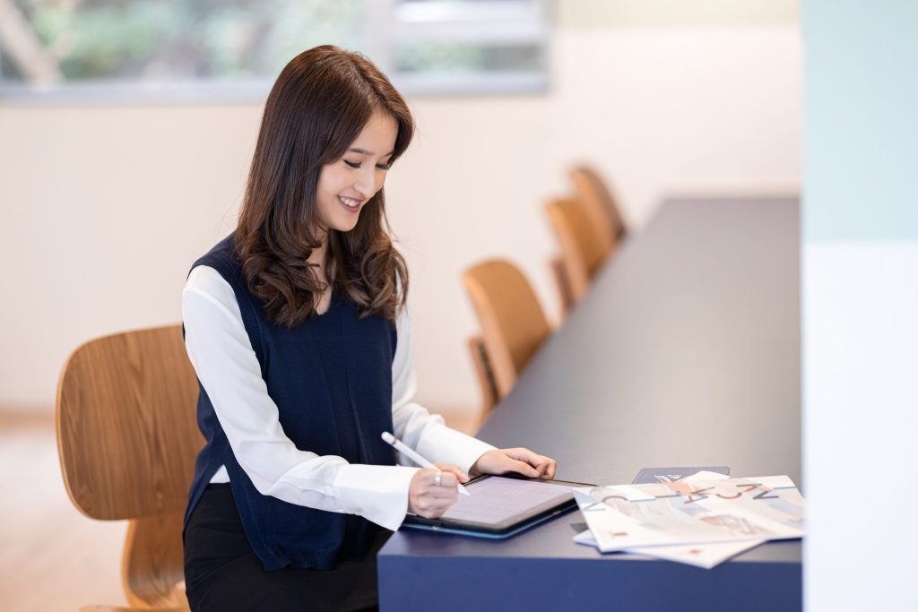 CUHK Business School UG student working_Yuka Goto 1