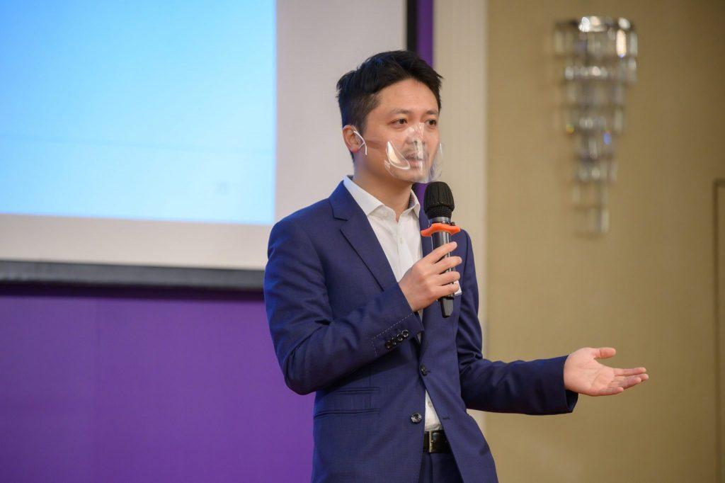 CUHK MiM Forum - Mr Gilbert Lee (20)