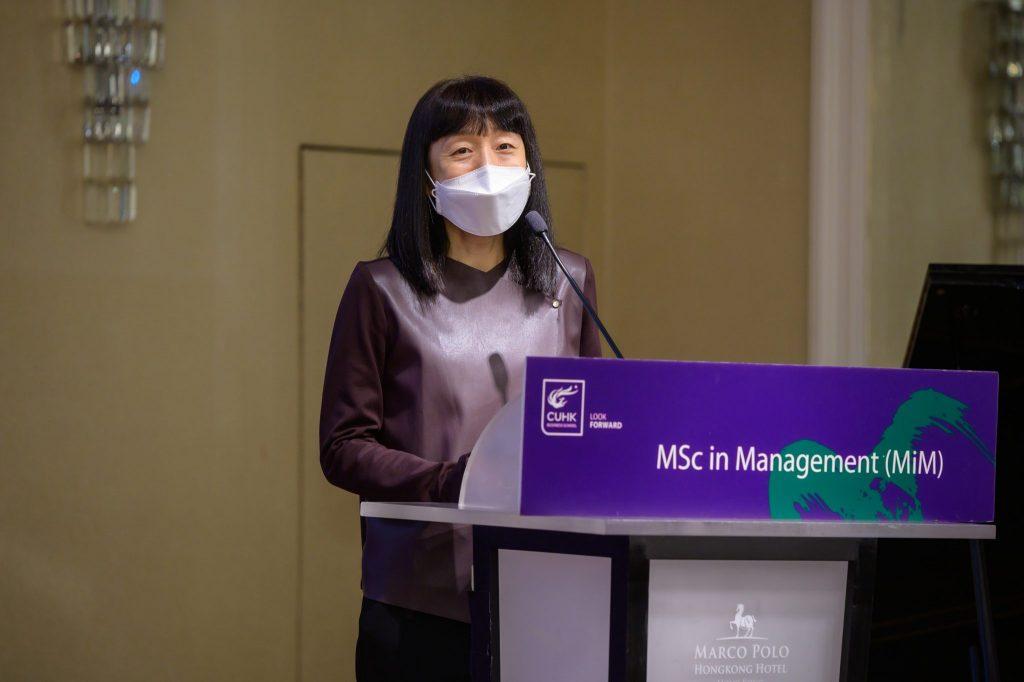 CUHK MiM Forum - Ms Cally Chan (19)