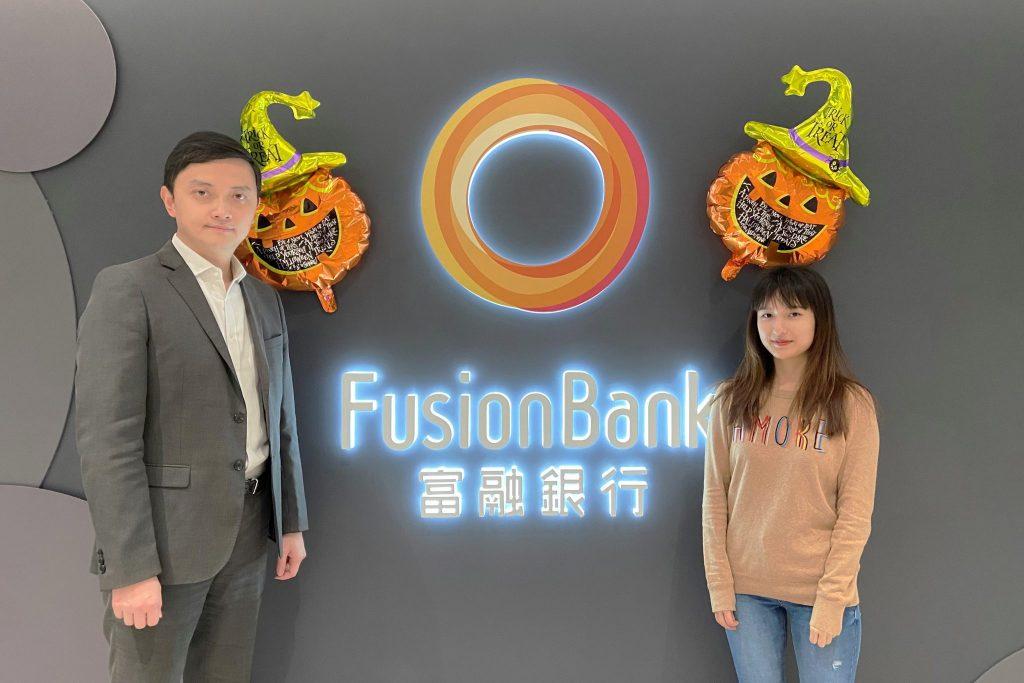 Fusion Bank-Yuka Goto, Roy Ngan-CUHK Business School Internship