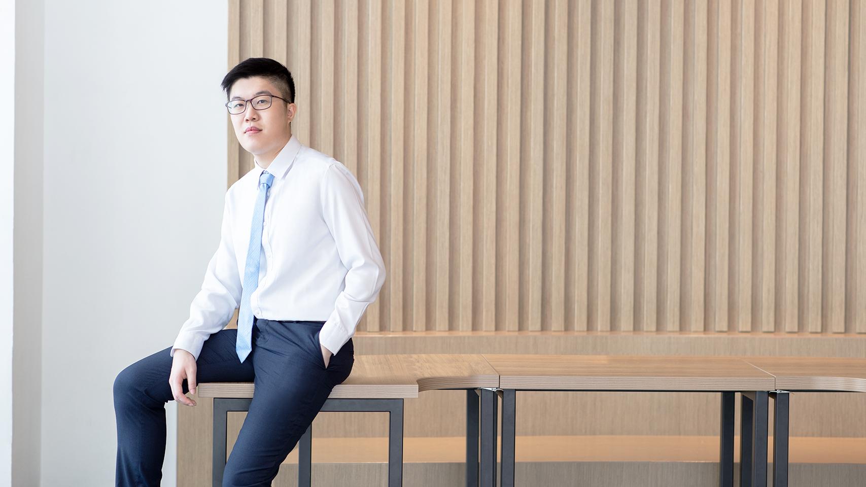 Joshua Chiu CUHK Business School