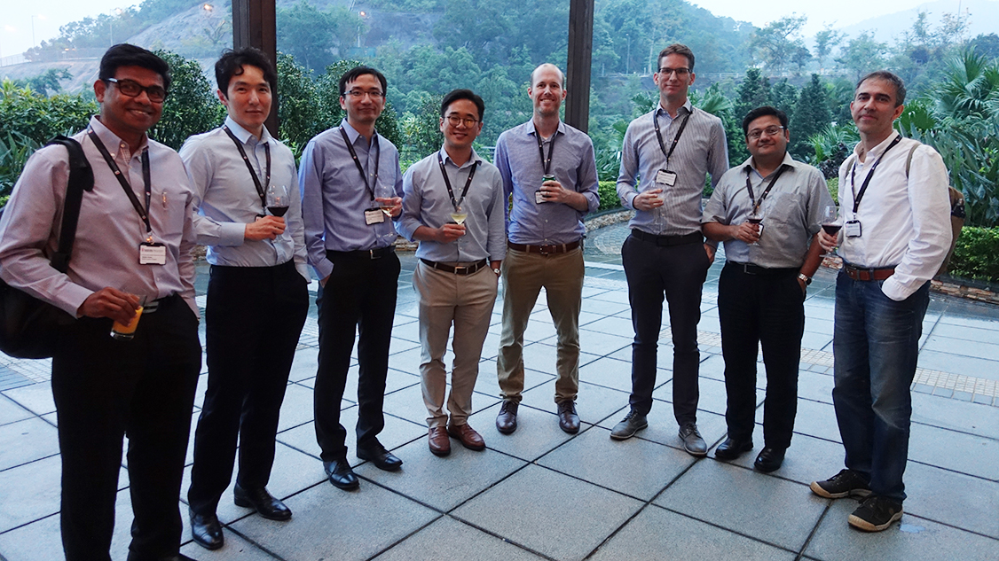 Networking Luncheon at the ABFER, CEPR and CUHK First Annual Symposium in Hong Kong