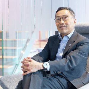 Albert Wong, CEO, Hong Kong Science and Technology Parks Corporation, CUHK MBA