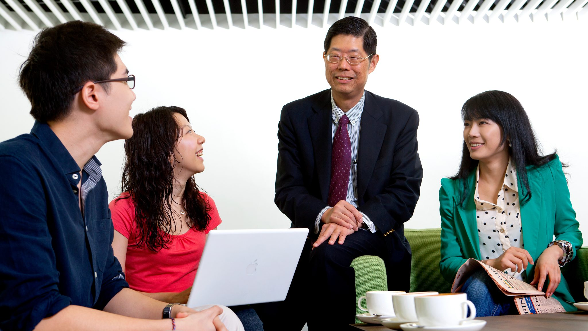 Do Asian Family Businesses Destroy Themselves? – CUHK Business School