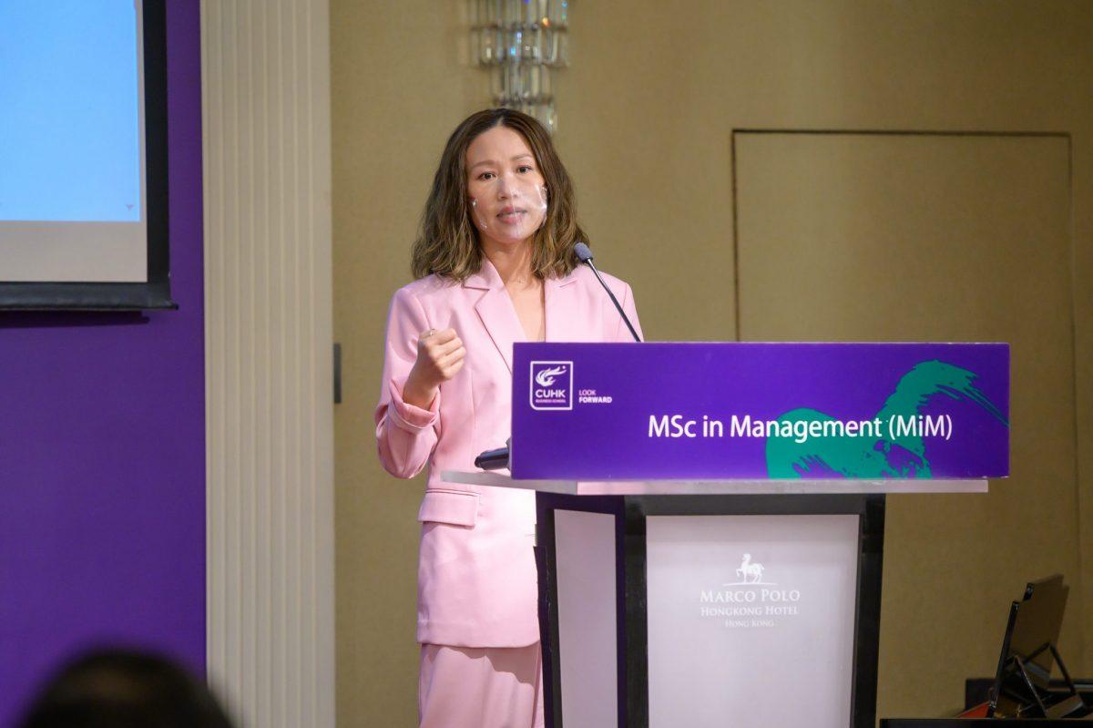 CUHK MiM Forum - Ms Rosa Cheung (21)