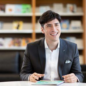 Francisco Cisternas CUHK Business School