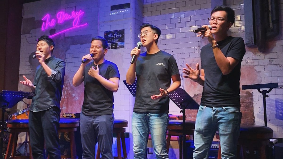 Samson-huang-cuhk-business-school-acapella-performance