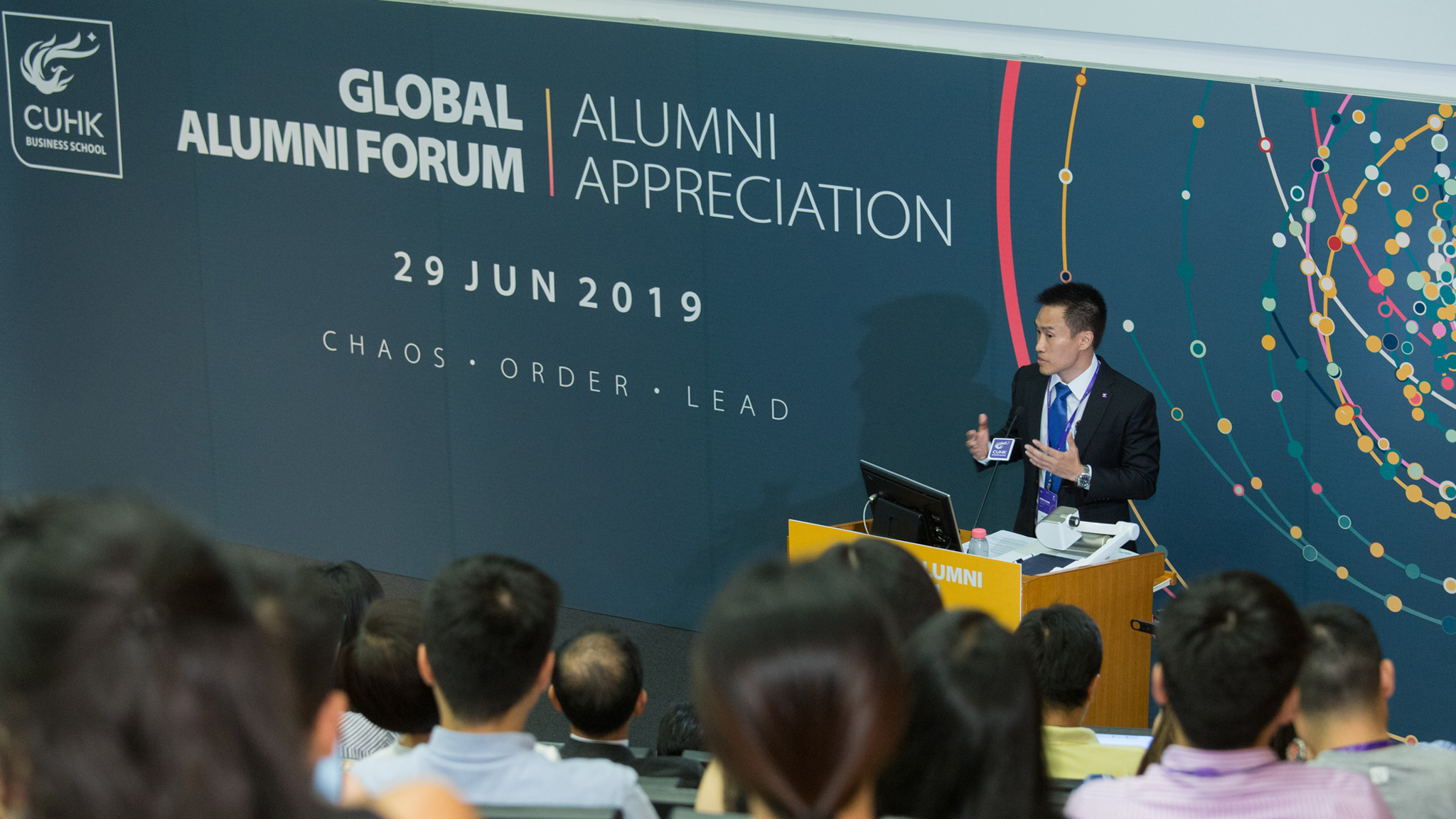 Global Alumni Forum - Parallel Sessions