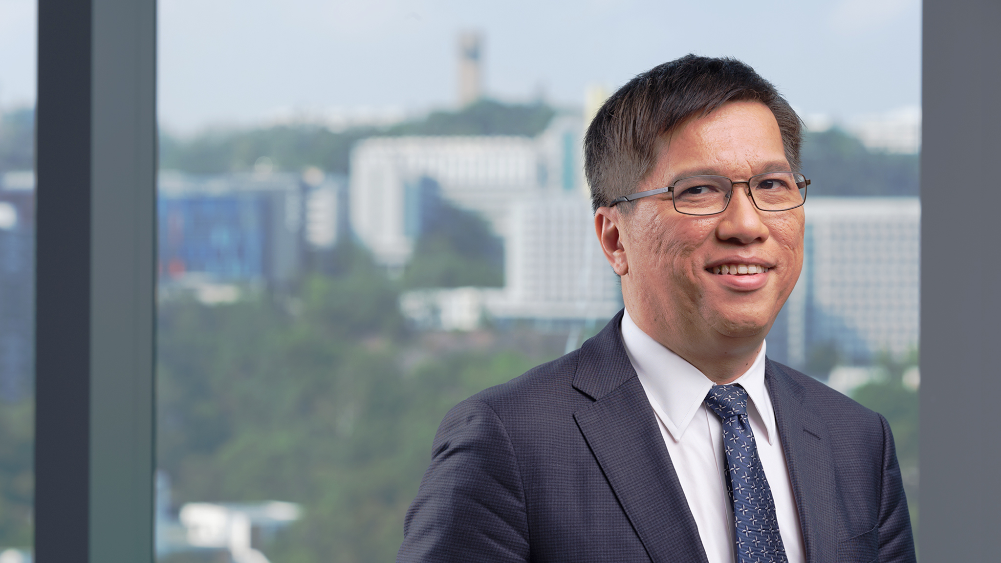 CUHK Business School Dean - Prof. Kalok Chan