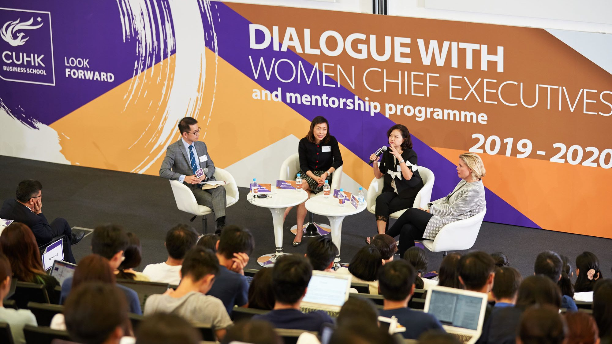 Dialogue with Women Chief Executives