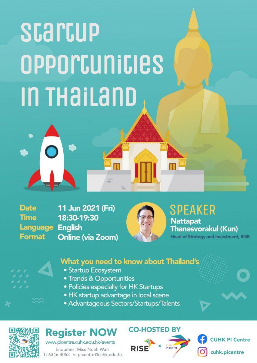 start_up_opportunity_in_Thailand_talk