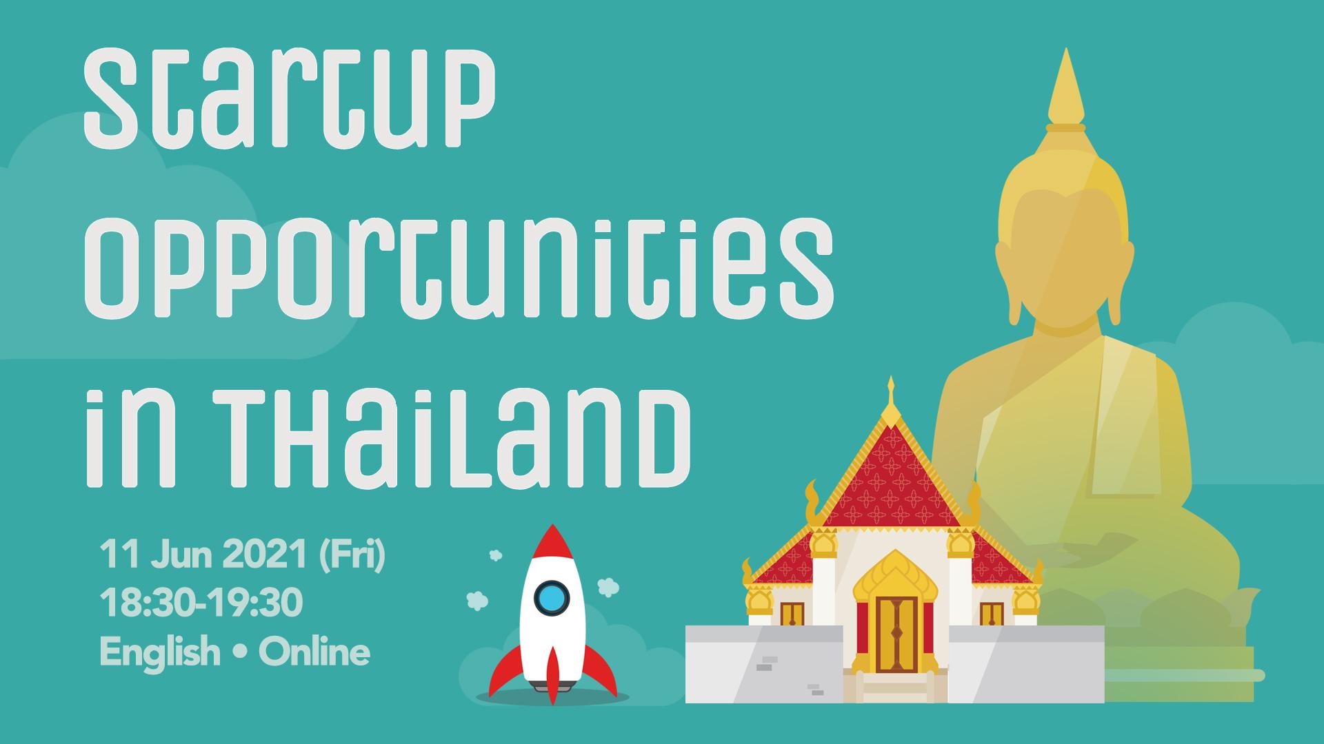 start_up_Opportunities_in_thailand_talk